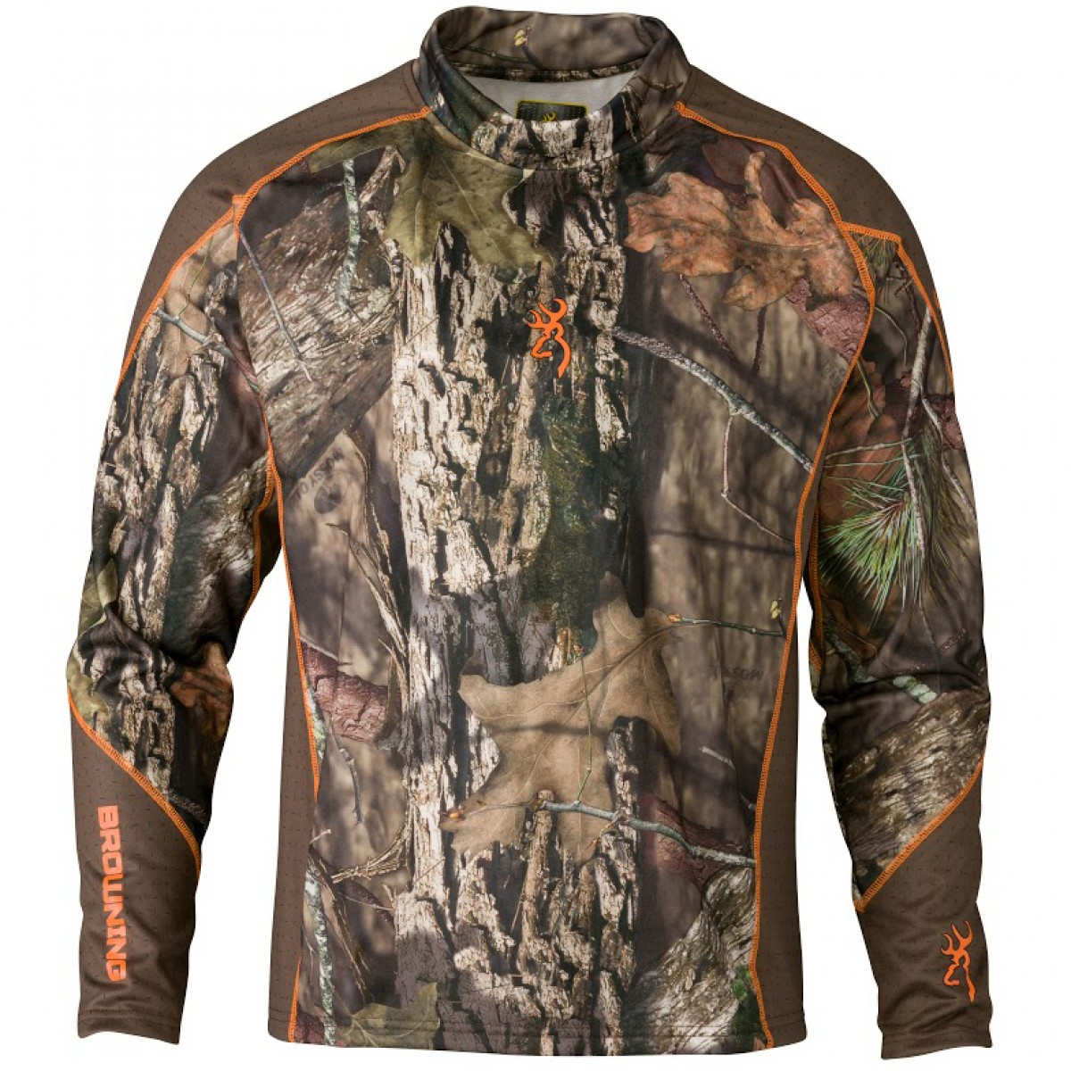 3692d24184b23 ... Browning Hells Canyon Lightweight Base Layer Crew. Break-Up Country