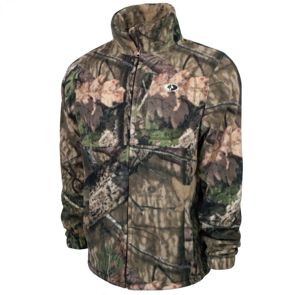 d788571a70282 ... Mossy Oak Men's Fleece Full Zip Jacket. Break-Up Country