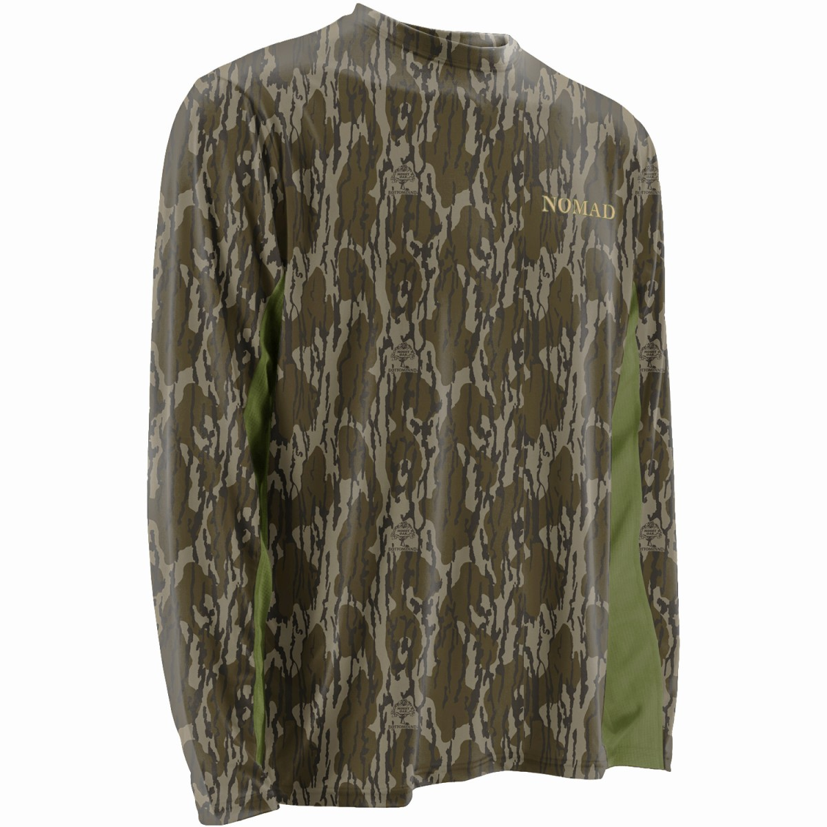 a2e4885d33c49 Nomad Long Sleeve Cooling Tee