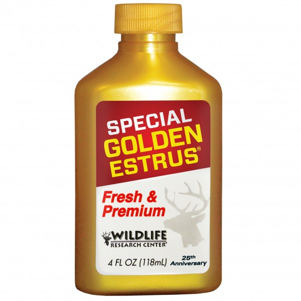 Golden Estrus Special 4oz