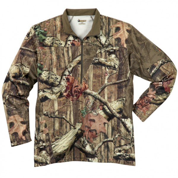Rocky Silent Hunter 1/4 Zip