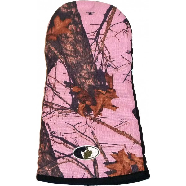 Mossy Oak Grill Mitt Pink Break-Up