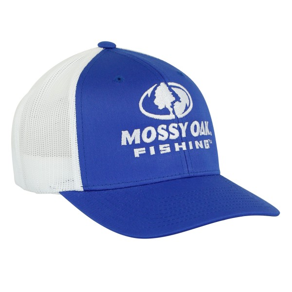 Mossy Oak Fishing Retro Trucker Cap