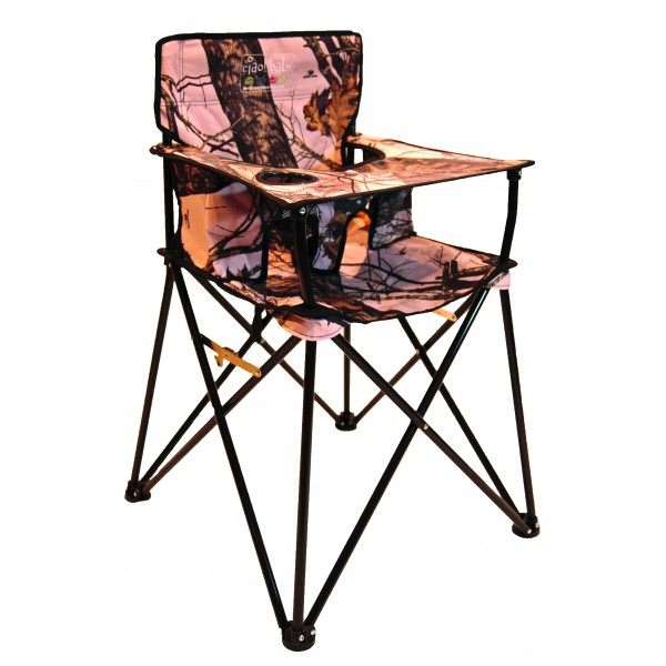 Mossy Oak Ciao Portable High Chair