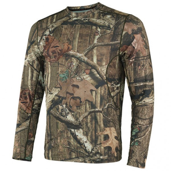 Terramar Men's Stalker Long Sleeve Tee