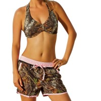 Wilderness Dreams Ladies' Board Short