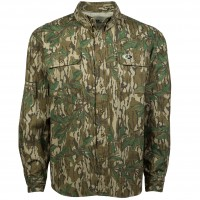 Mossy Oak Men's Tibbee Hunt Shirt