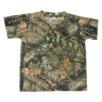 Mossy Oak Toddler Short Sleeve Tee