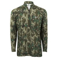 Mossy Oak Performance Long Sleeve Tech 1/4 Zip