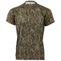 Mossy Oak Men's Tech Hunt Tee