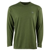 Mossy Oak Long Sleeve Tri-Blend Tee