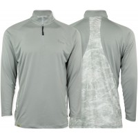 Mossy Oak Performance Fishing Tech 1/4 Zip
