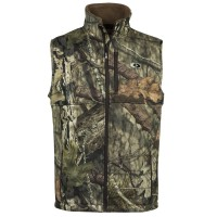 Mossy Oak Youth Sherpa Lined Vest