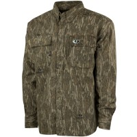 Mossy Oak Chamois Hunt Shirt