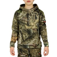Mossy Oak Youth Performance Fleece Hoodie