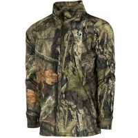 Mossy Oak Performance Fleece 1/4 Zip