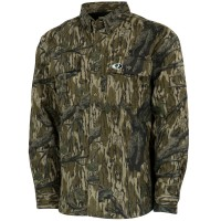 Mossy Oak Chamois Thermal Lined Hunt Shirt