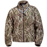Drake MST Camo Windproof Layering Coat