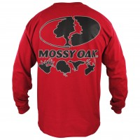 Mossy Oak Long Sleeve Field Staff Tee