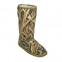 "USA Dawgs Mossy Oak Women's  Aussie 13"" Boot"