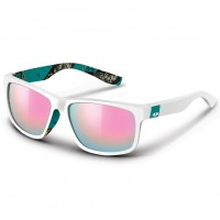 Mossy Oak Wasatch White/Jade Camo Sunglasses