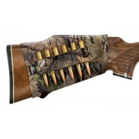 Mossy Oak Rifle Buttstock Shell Holder Country