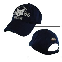 Mossy Oak 1986 Distressed Cap Navy