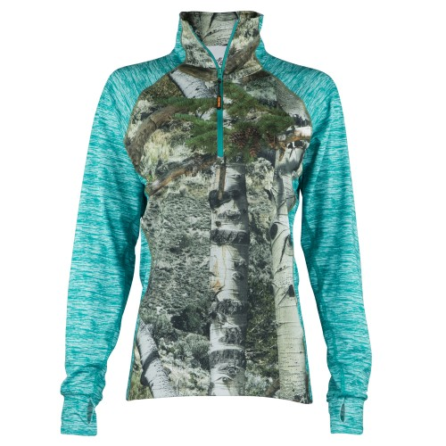 Mountain Country & Teal