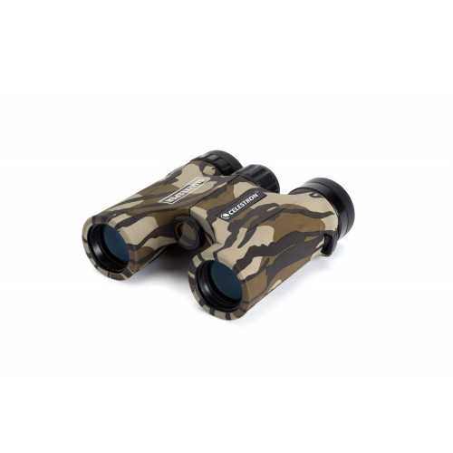 Gamekeeper 10x25 Waterproof Camo Roof Binocular
