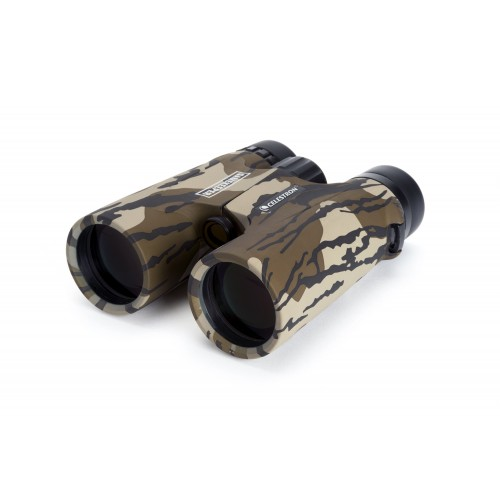 Gamekeeper 10x42 Waterproof Camo Roof Binocular