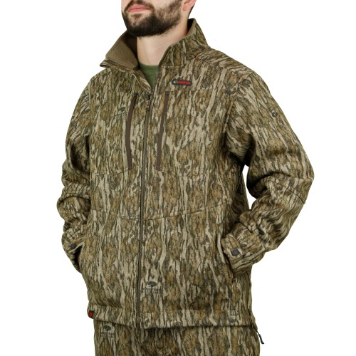 Mossy Oak Sherpa 2.0 Lined Jacket