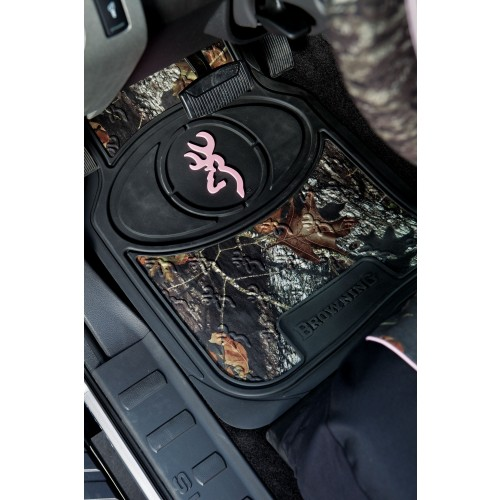 Browning Floor Mats for Her Set