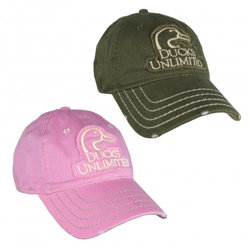 Ducks Unlimited Fray Cap