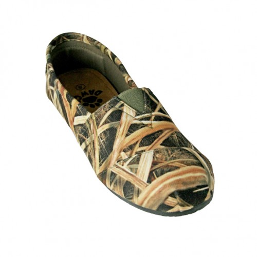 USA Dawgs Mossy Oak Women's Camo Kayman Shoes