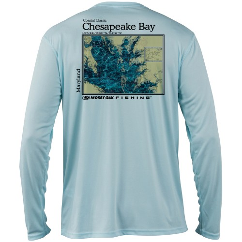Chesapeake Bay / Arctic Blue