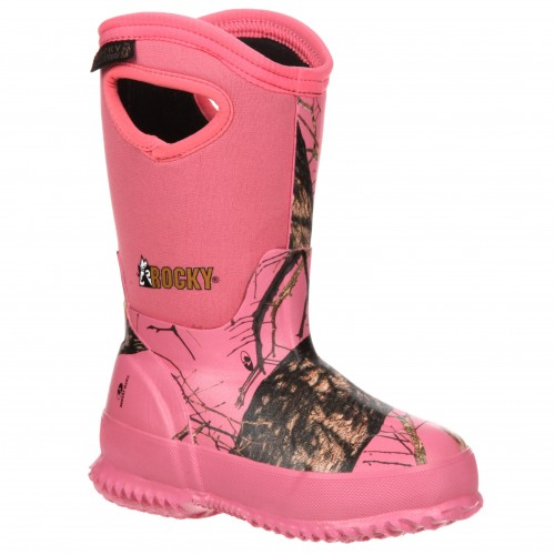 Rocky Youth Girls' Rubber Boot