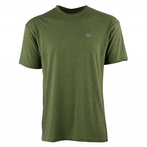 Mossy Oak Short Sleeve Tri-Blend Tee