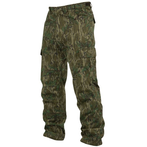Mossy Oak Men's Cotton Mill 2.0 Hunt Pant