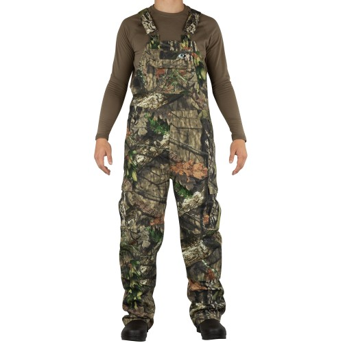 Mossy Oak Cotton Mill 2.0 Hunt Bib Overall