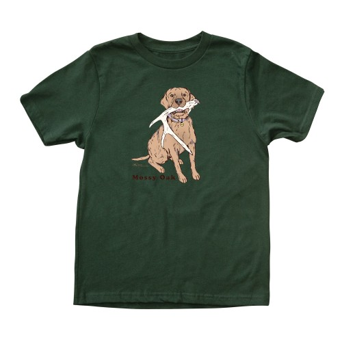 Mossy Oak Youth Shed Hunter Tee