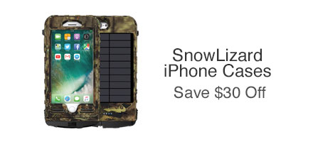 SnowLizard iPhone Cases